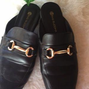 Big Buddha Shoes - BIG BUDDHA slip on loafers flats shoes Sz 8